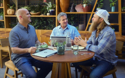 Business & Burgers: Chris Stoikos, Shaping The Beard Culture And Growing Your Passion